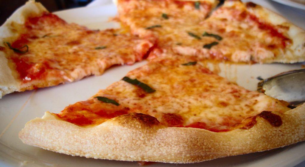 Pizza Speisekarte